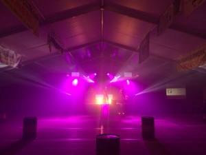 showlight jetset band live