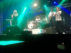 showlight coverband mmoozz live