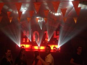 showlight Noah live