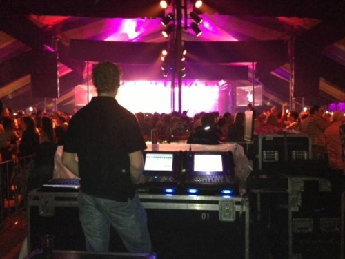 Showlight Pleinpop 2013