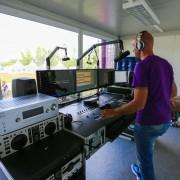 mobiele radiostudio b2s
