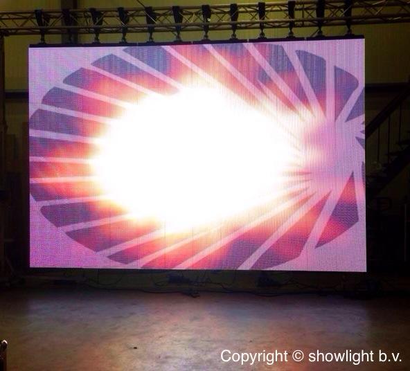 led scherm huren showlight