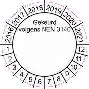 inspectiebedrijf NEN 3140