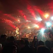 Lichtset Pleinpop 2015 Showlight